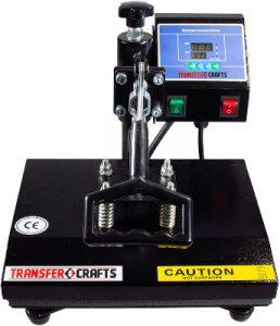 Transfer Crafts T-Shirt Heat Press & Digital Sublimation Machine