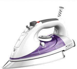 BLACK+DECKER Professional Steam Iron