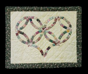 Double Rings Of Love Quilt Pattern by BeckysQuiltDesigns