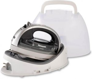Panasonic NI-WL600 Cordless, Portable 1500W Steam/Dry Iron