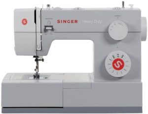 SINGER Heavy Duty 4411 Sewing Machine, Medium, Grey