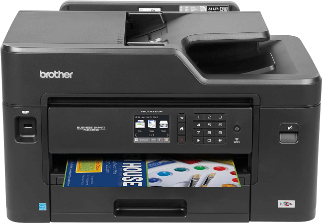 best printer for stickers brother