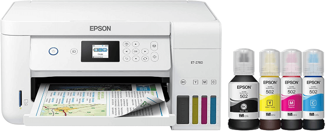 best printer for stickers epson 2760