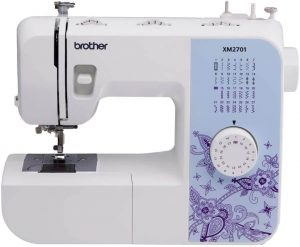 Brother XM2701 Portable Sewing Machine