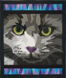 CAT EYES QUILT PATTERN BY PREFURRED QUILT SHOP