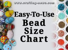 EASY-TO-USE BEAD SIZE CHART