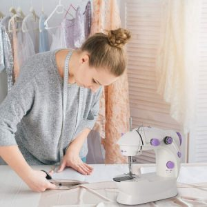 How to Take Care of a Mini Sewing Machine