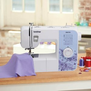 How to Take Care of a Portable Sewing Machine