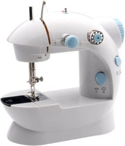 MICHLEY LSS-202 Lil' Sew & Sew 2-Speed Mini Sewing Machine