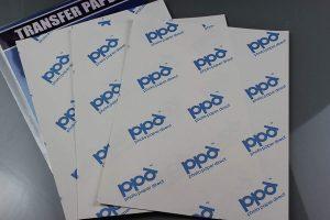 PPD Inkjet Premium Iron-On Dark T Shirt Transfer Paper