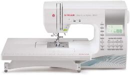 Singer Quantum Stylist 9960 Computerized Sewing Machine