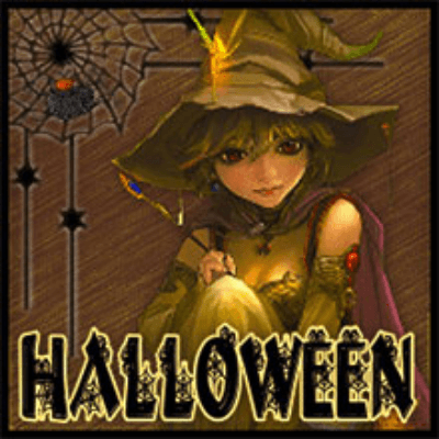 free halloween clipart young witch