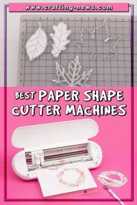 BEST PAPER SHAPE CUTTER MACHINES