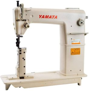 Double-Needle Sewing Machine