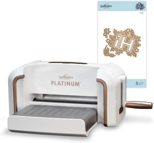 Spellbinders Paper Shape Cutter