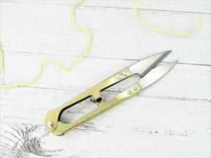 Thread Cutter Buttonhole Scissors 10.5 cm