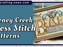 STONEY CREEK CROSS STITCH PATTERNS