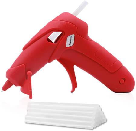 Battery Powered Wireless Mini Heat Gun for Kids, Arts, Crafts, Decoration