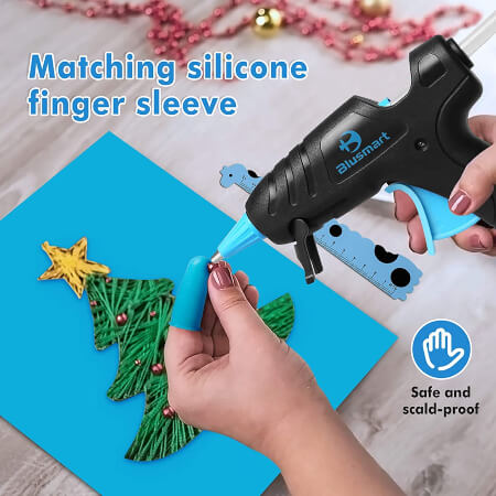 Blusmart Mini Hot Glue Gun