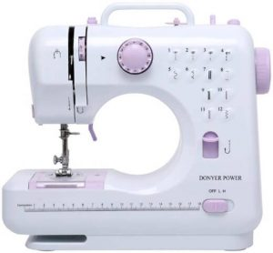 DONYER POWER Mini Electric Sewing Machine