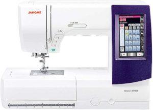 Janome Horizon Memory Craft 9850 Embroidery and Sewing Machine