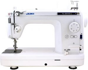 Juki TL-20210Q Portable Sewing Machine with Automated Thread Trimmer