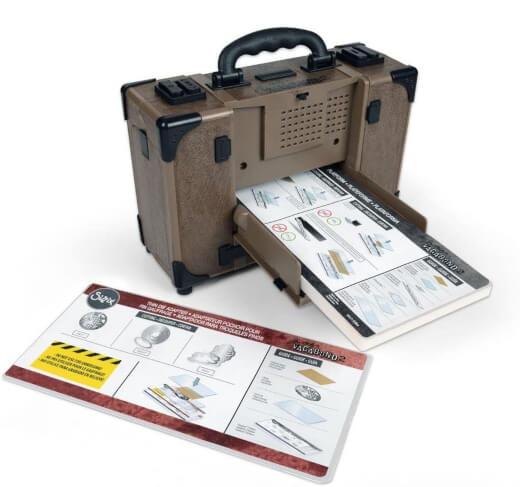 Sizzix Tim Holtz Vagabond 2 Electric Die Cutting Machine 660855