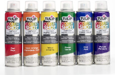 Tulip COLORSHOT Permanent Spray Paint for Fabric