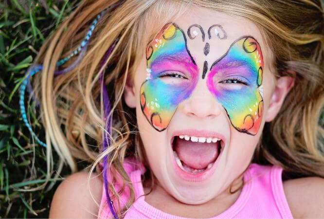 best face paint