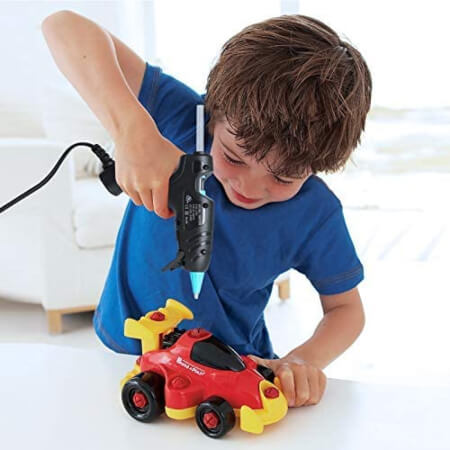 hot glue gun for kids