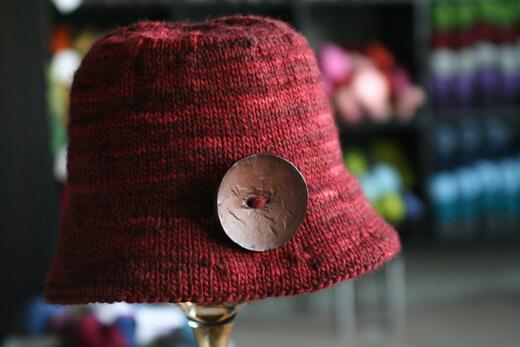 A Better Bucket Free Bucket Hat Pattern by Amy Swenson