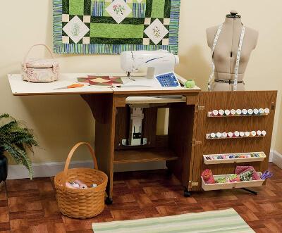 Arrow 500 Sewnatra Sewing Cabinet