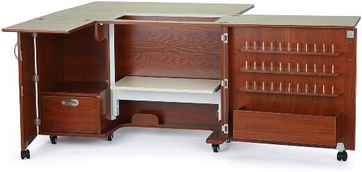 Arrow K8405 Wallaby II Kangaroo Sewing Cabinet and Table