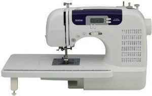 Brother Sewing and Quilting Machine CS6000i with 60 Built-in Stitches