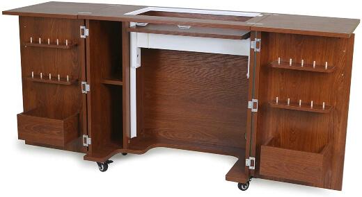 Kangaroo Bandicoot Sewing Machine Cabinet with lift