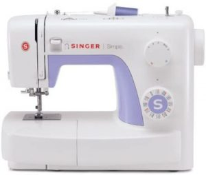 SINGER Simple 3232 Sewing Machine with Built-In Needle Threader