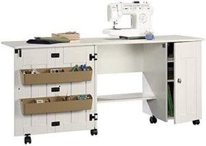 Sauder 414873 Sewing & Craft Cart
