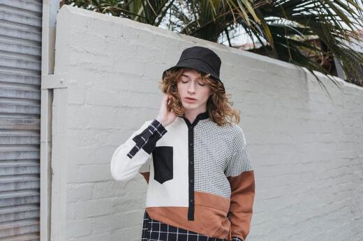 Sorrento Bucket Hat - Digital Sewing Pattern by ElbeTextiles