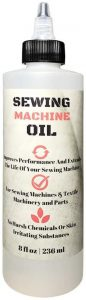 Stainless Sewing Machine Oil