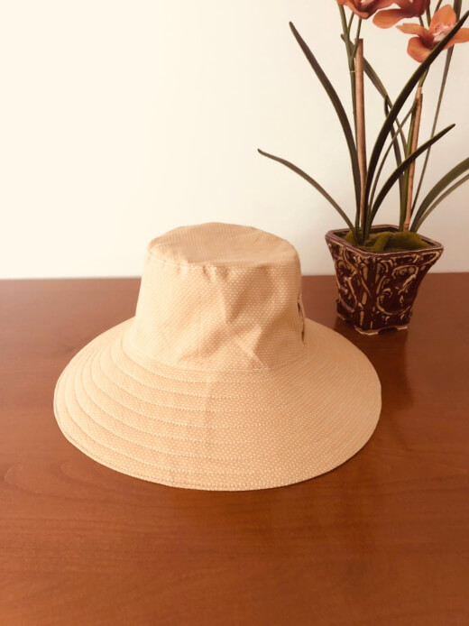 Summer Bucket Hat Sewing Pattern by BLHandmade