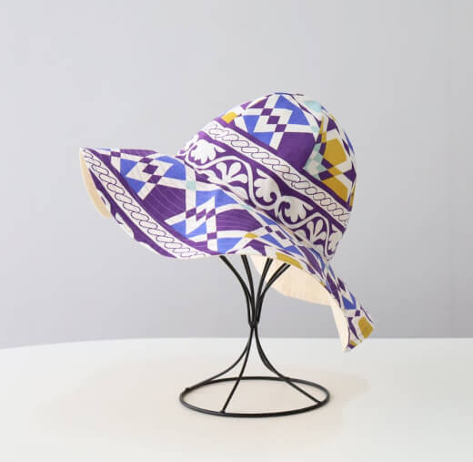 Sun Hat Sewing Pattern by Patternsewingshop