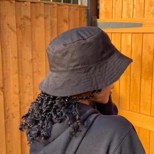 Unisex Bucket Hat Pattern by Inspiredbymyahuk