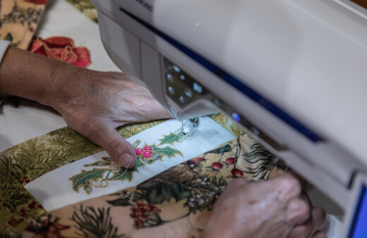 What is a Quilting Sewing Machine