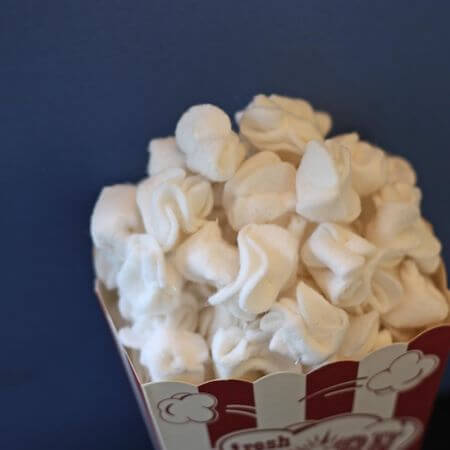 Felt Popcorn by All In One Day's Time