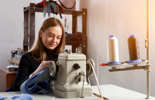 how often to clean sewing machine