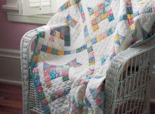 Patchwork Pups Quilt Pattern by Quilting Cubby