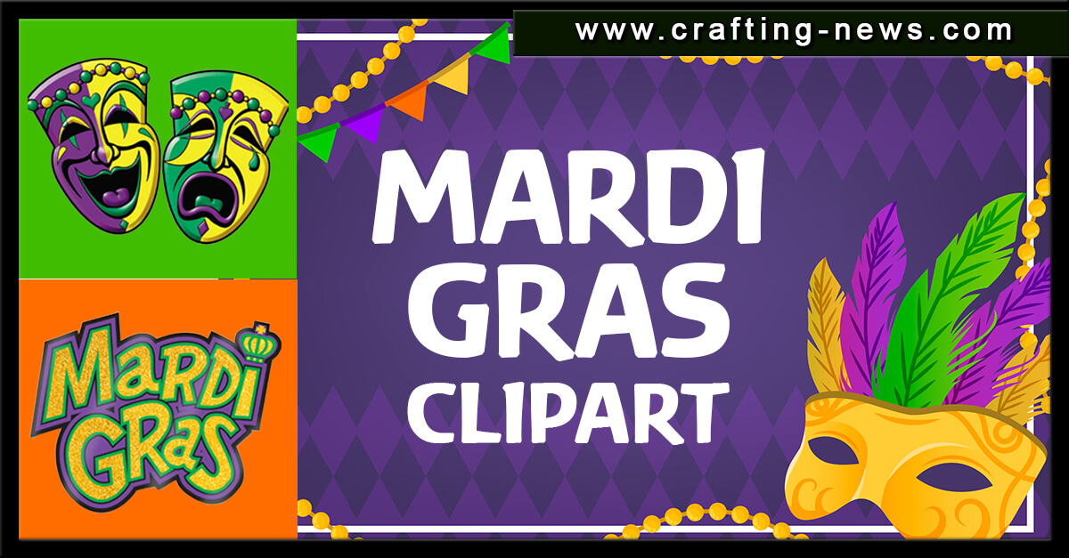 FREE MARDI GRAS CLIP ART