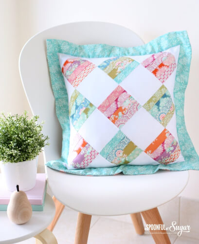 Allsorts Pillowcase Sewing Pattern by Aspoonfullofsugar