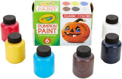 Crayola Pumpkin Paint Kit