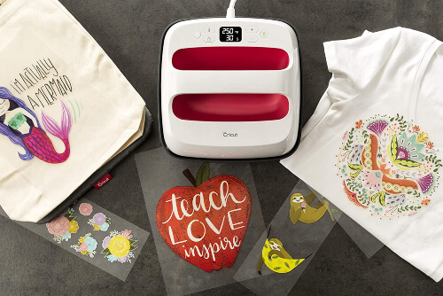 Cricut Easy Press 2 - Heat Press Machine For T Shirts and HTV Vinyl Projects